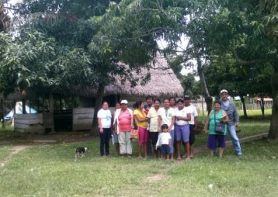 Implementation of sustainable agroforestry cultivation in 5 indigenous communities of the S. Andrés-Beni municipality