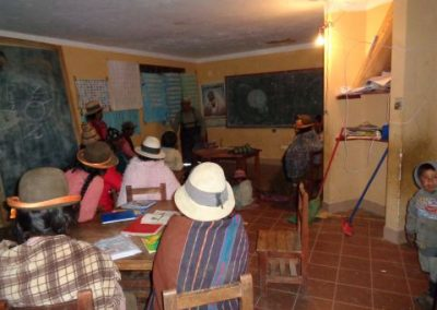 Organizational and Productive Strengthening of Peasant Women in Colquechaca Municipality Phase II