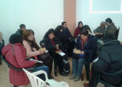 Training of mediators for the peaceful resolution of conflicts in Cochabamba
