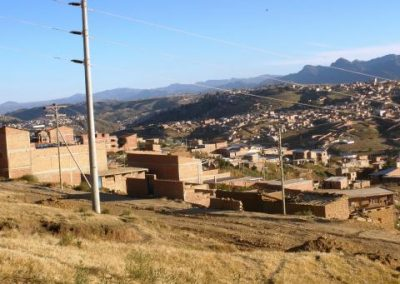 Better opportunities for rural immigrant women in Sucre