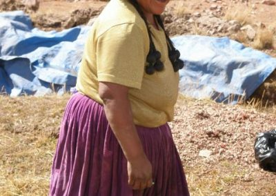 Nutritional Food Security and health promotion in 10 poor communities of the Colquechaca Municipality