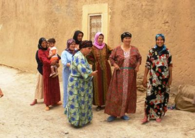 Promotion of a Women's Cooperative for the production of olive oil in Ras Laksar