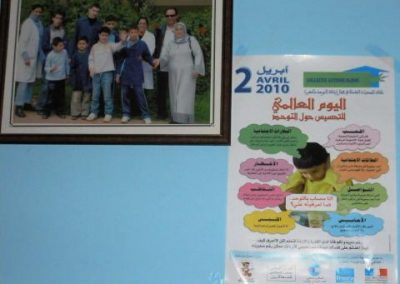 Improving the education and training of children, youth and women in the Ben Debbad neighborhood of Fez