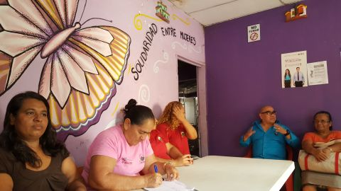 Strengthening of the organizational, participative and economic capacities of 3 Women's Associations of the Municipalities of Aguilares, El Paisnal and San Pablo Tacachico. Phase II